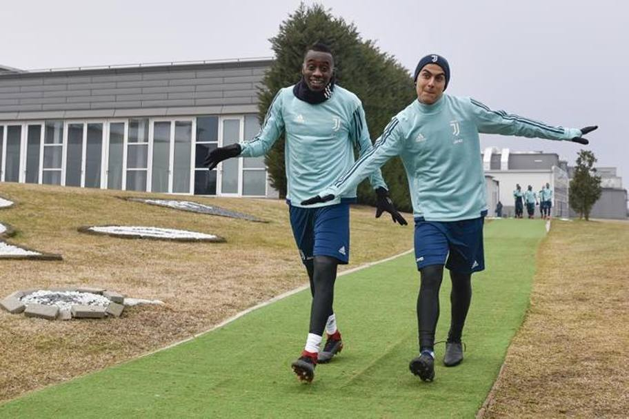 Matuidi e Dybala, Getty